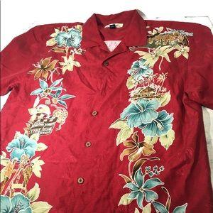 Tommy Bahama Hawaiian shirt